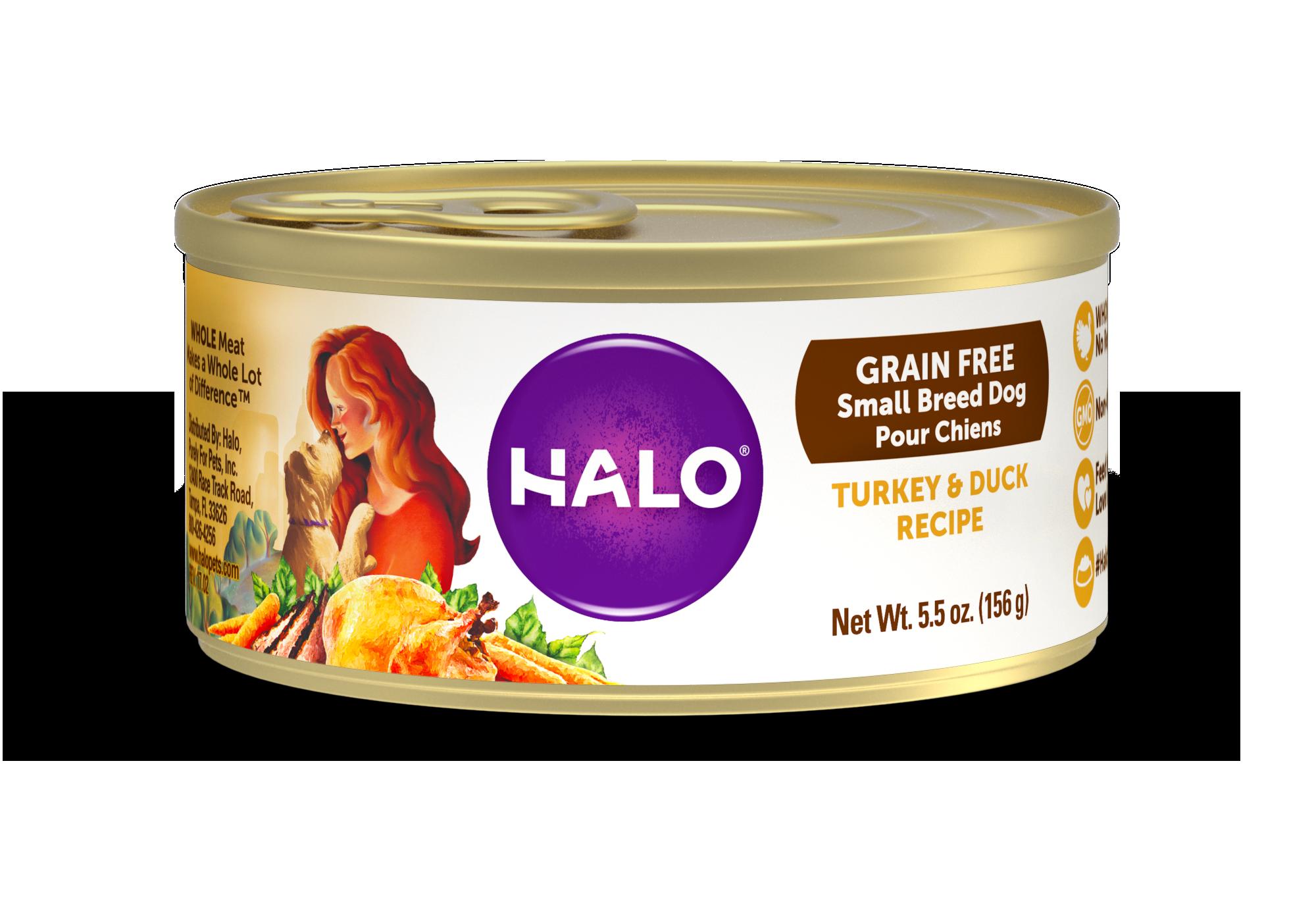 Grains clipart 5 food. Halo small breed grain