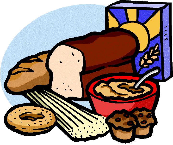 grains clipart balanced diet