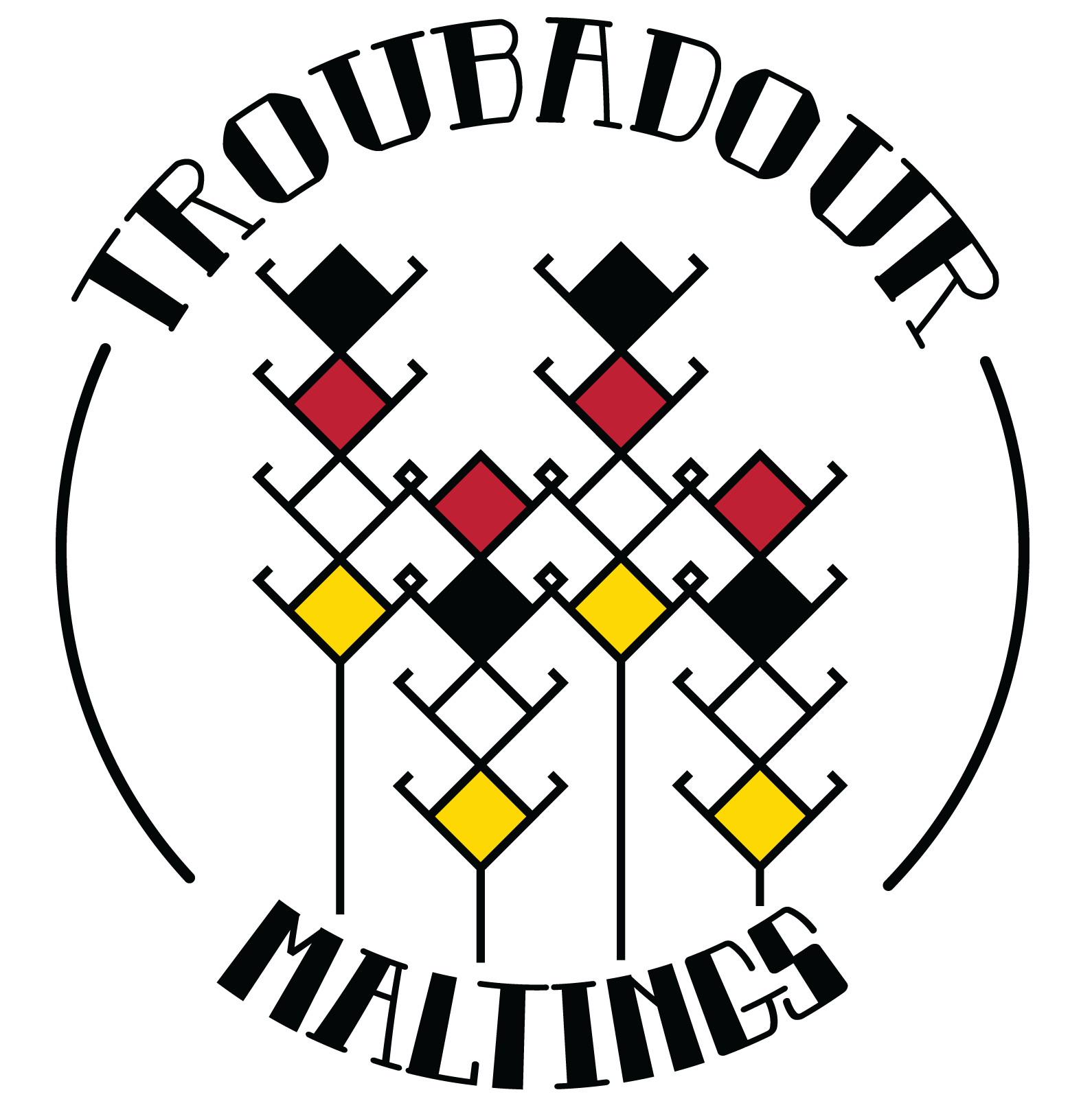 Troubadour pevec base lb. Grain clipart malt