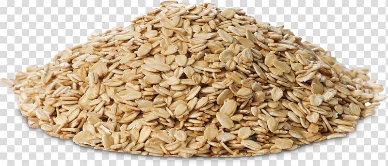 Food of pile whole. Grain clipart oatmeal