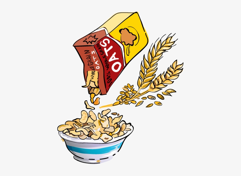 Grain clipart oatmeal. Whole foods panda free