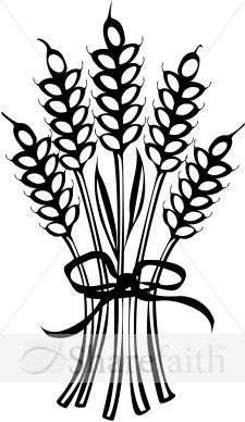 Wheat clipart sheaf wheat. Free download best on