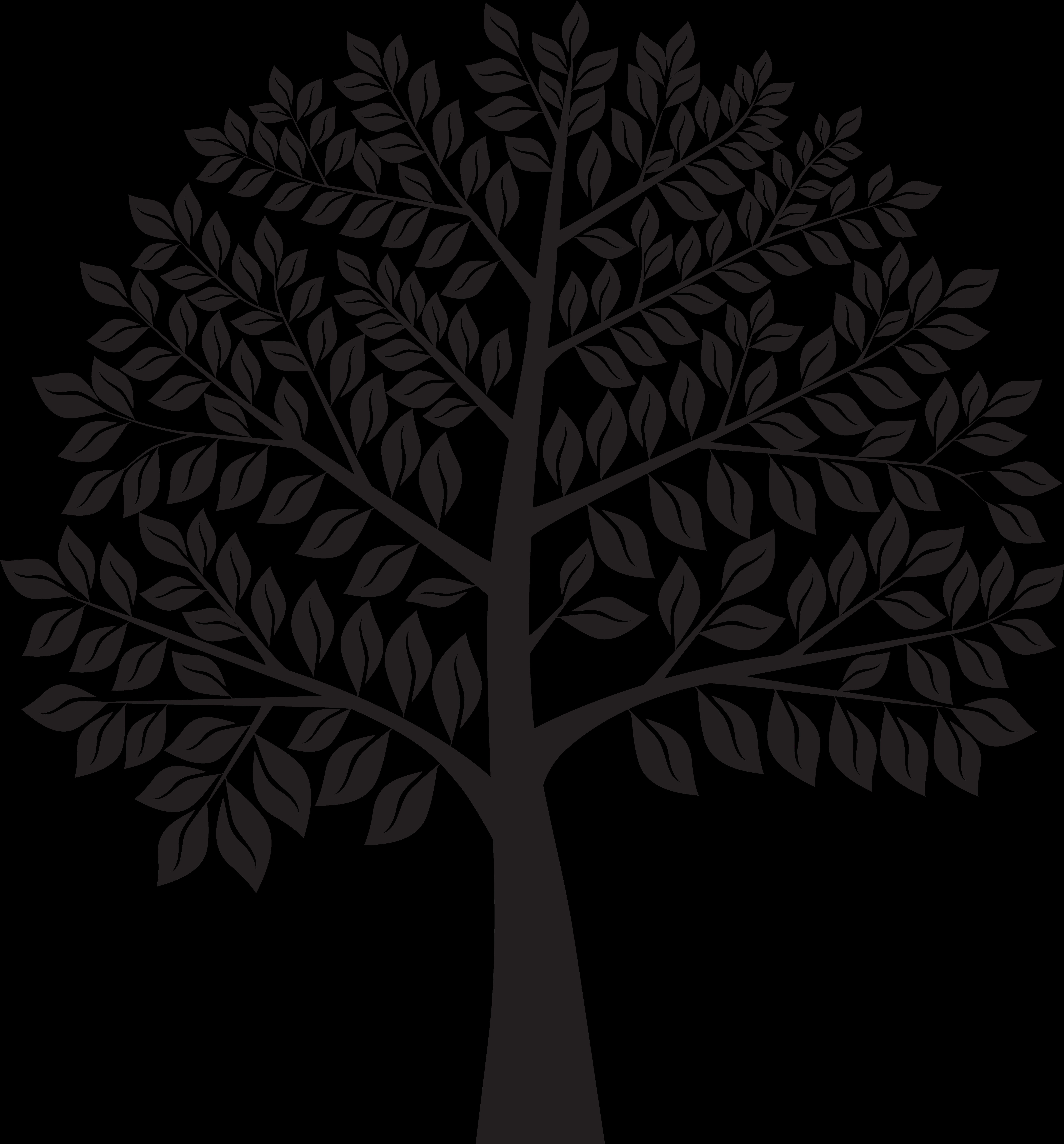 Grain clipart tree. Hd wheat silhouette transparent