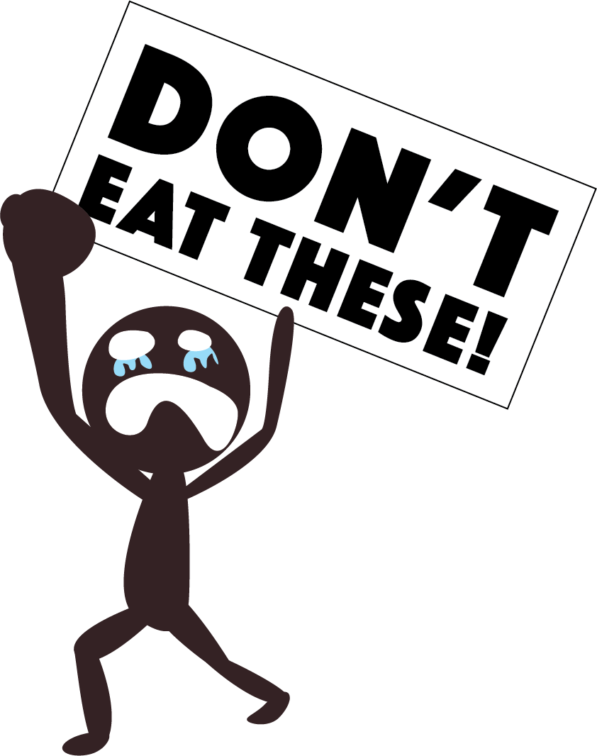 Grain clipart unhealthy. Diet nother day