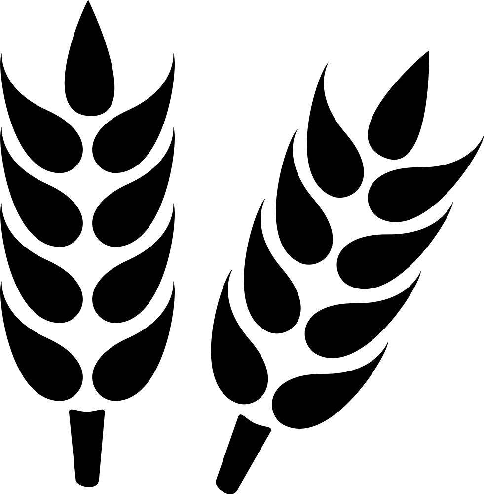 Close up svg png. Wheat clipart grain bag