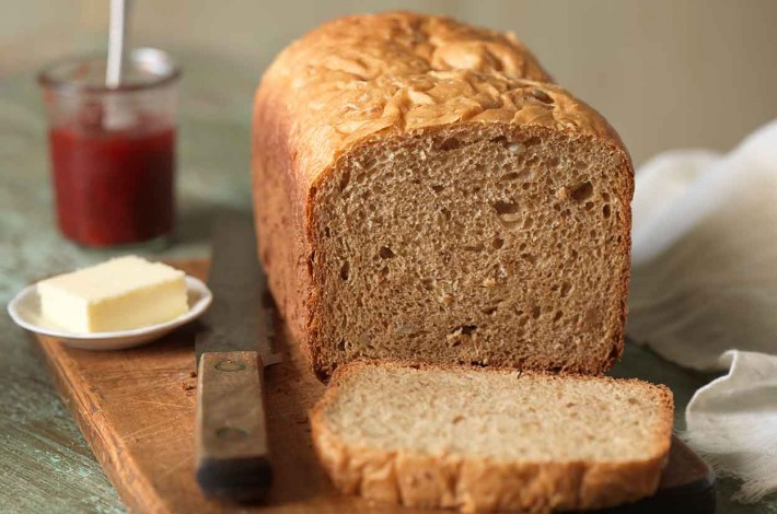whole wheat for. Grains clipart brown bread