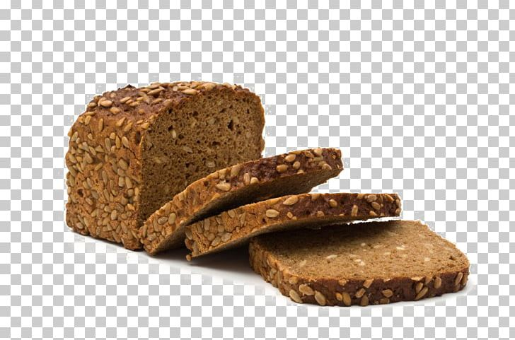Rye breakfast cereal white. Grains clipart brown bread