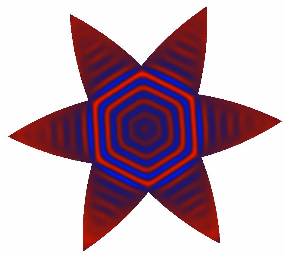 Grains clipart curved. Elasticity of shells katifori