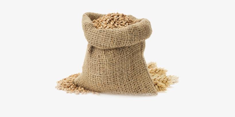 Wheat png image transparent. Grains clipart grain bag