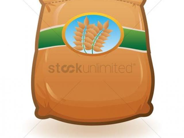 Free download clip art. Grains clipart grain bag