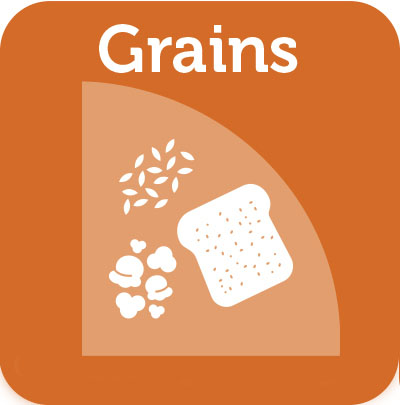 Grains clipart refined. All about the group