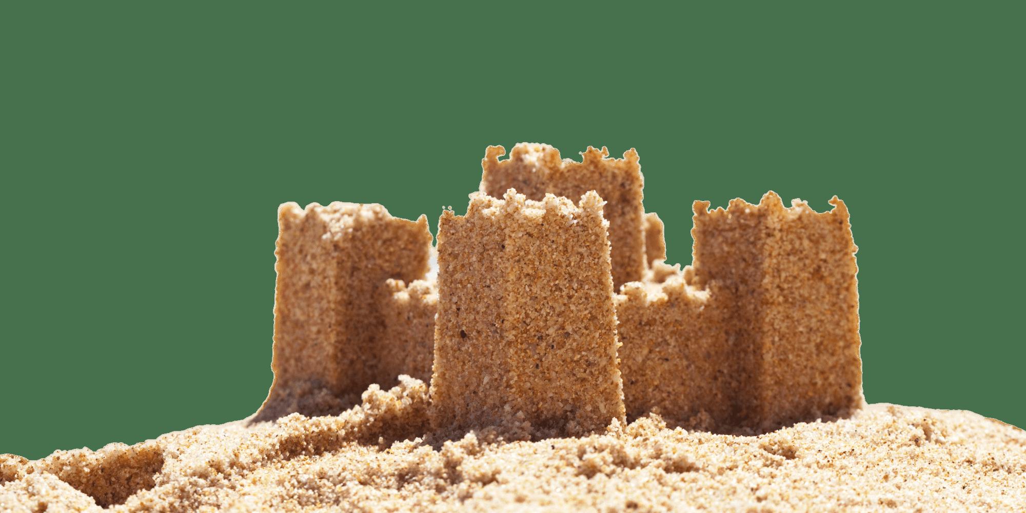 Free photo sandcastle sculpture. Tower clipart 3d castle