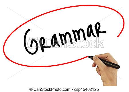 Free clip art the. Grammar clipart