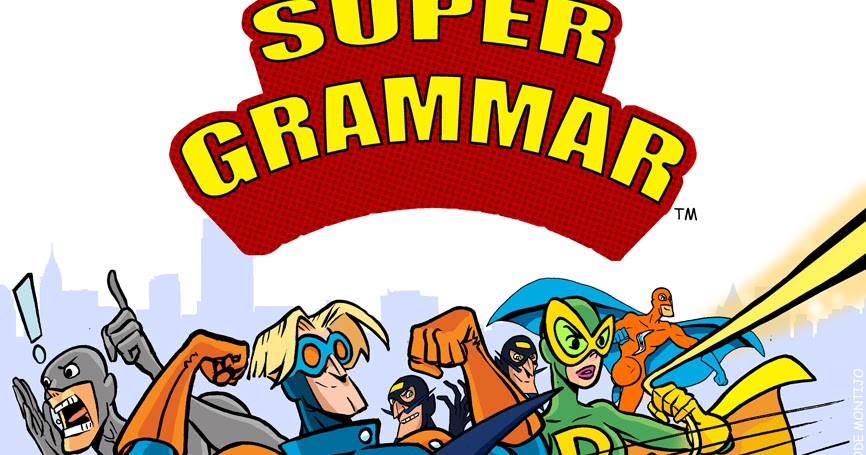 Grammar clipart. Super what is