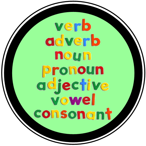 English Grammar Clipart