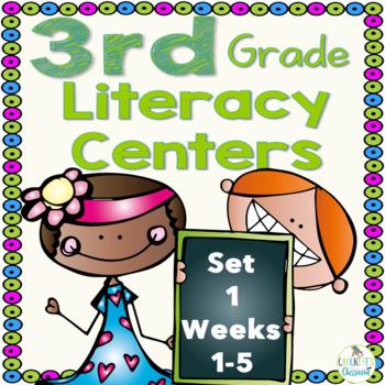 rd grade centers. Grammar clipart language literacy