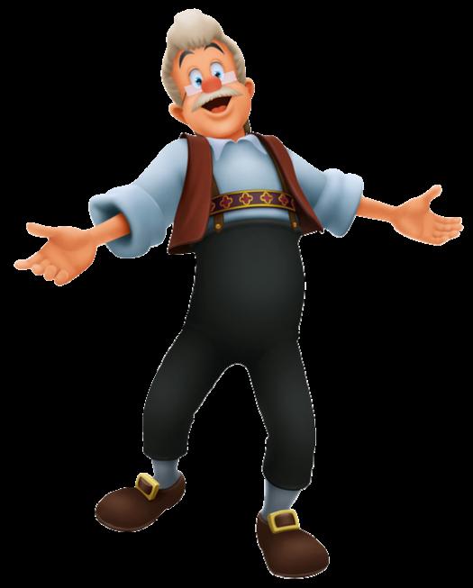 Geppetto disney wiki fandom. Surprise clipart secret