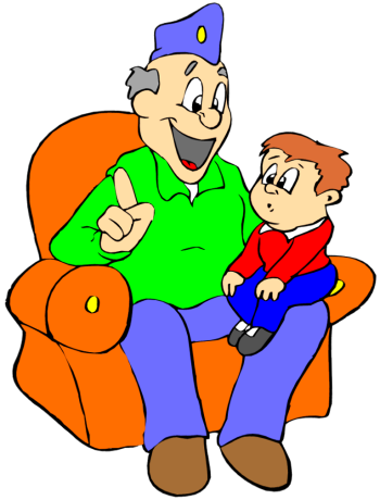 Grandfather clipart grandfather grandson. Grandma grandpa and clip