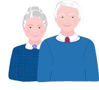 Grandparents clip art grandfather. Grandmother clipart grandma word
