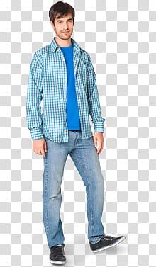 Violetta man wearing blue. Grandfather clipart jeans shirt