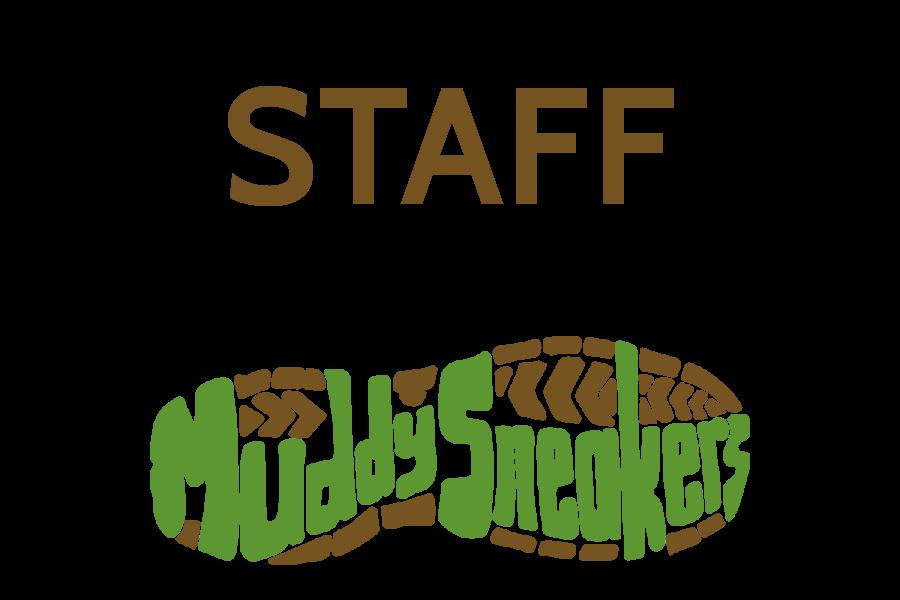 Mud clipart muddy hand. Staff sneakers