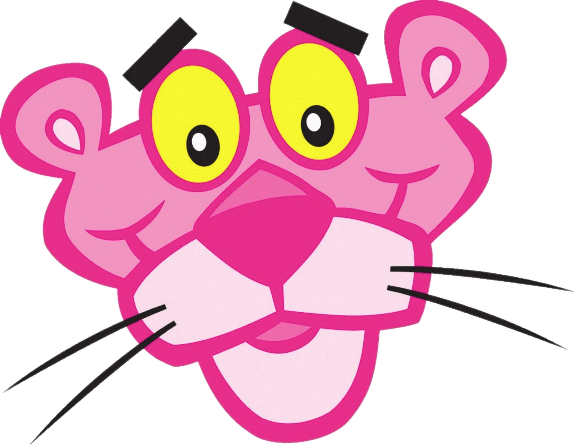 Pink panther of pennsylvania. Grandmother clipart pensioner