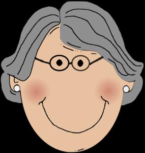 Grandma clipart. Clip art at clker