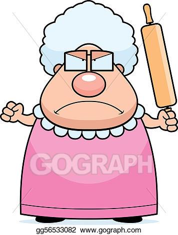Clip art royalty free. Grandma clipart