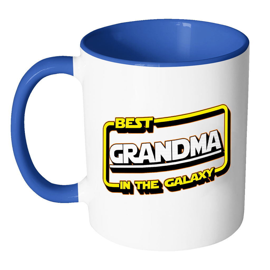 Best in the galaxy. Grandma clipart hip