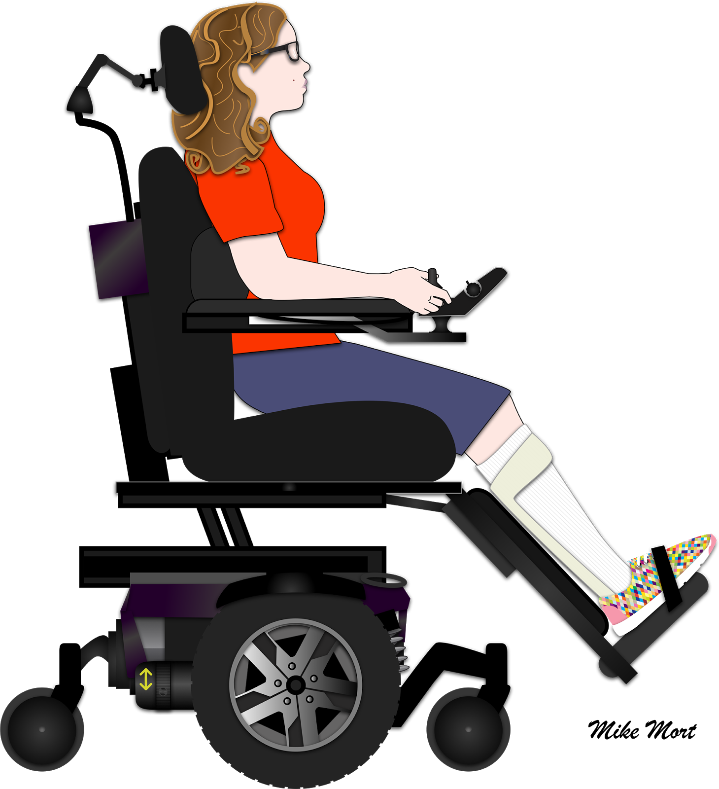 The squeaky in loving. Wheel clipart wheelchair
