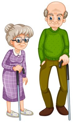 Grandmother clipart.  best familia images