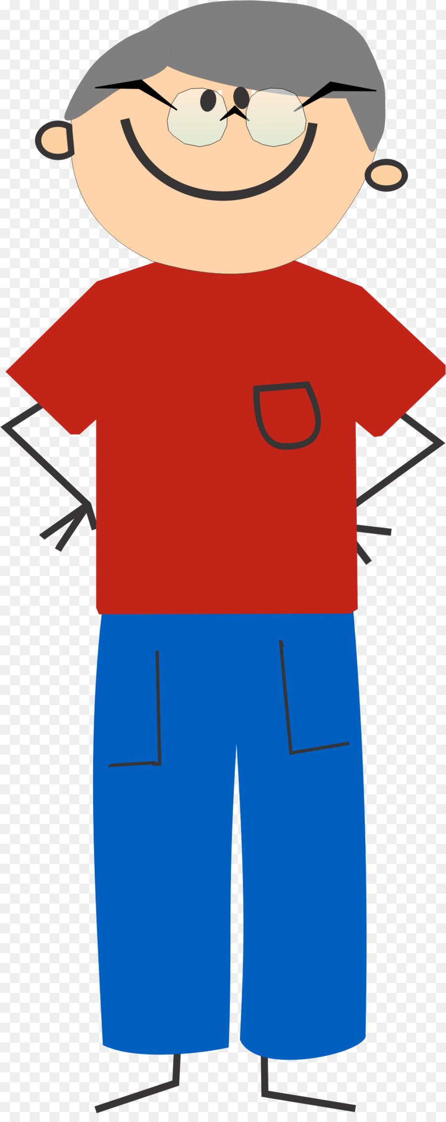 Grandpa clipart jeans shirt. T clip art png