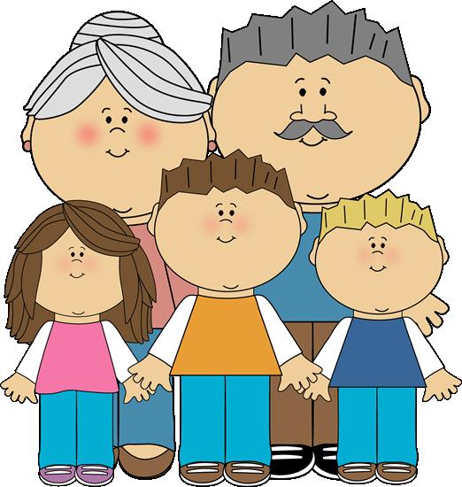 Grandparent clipart. Free grandparents