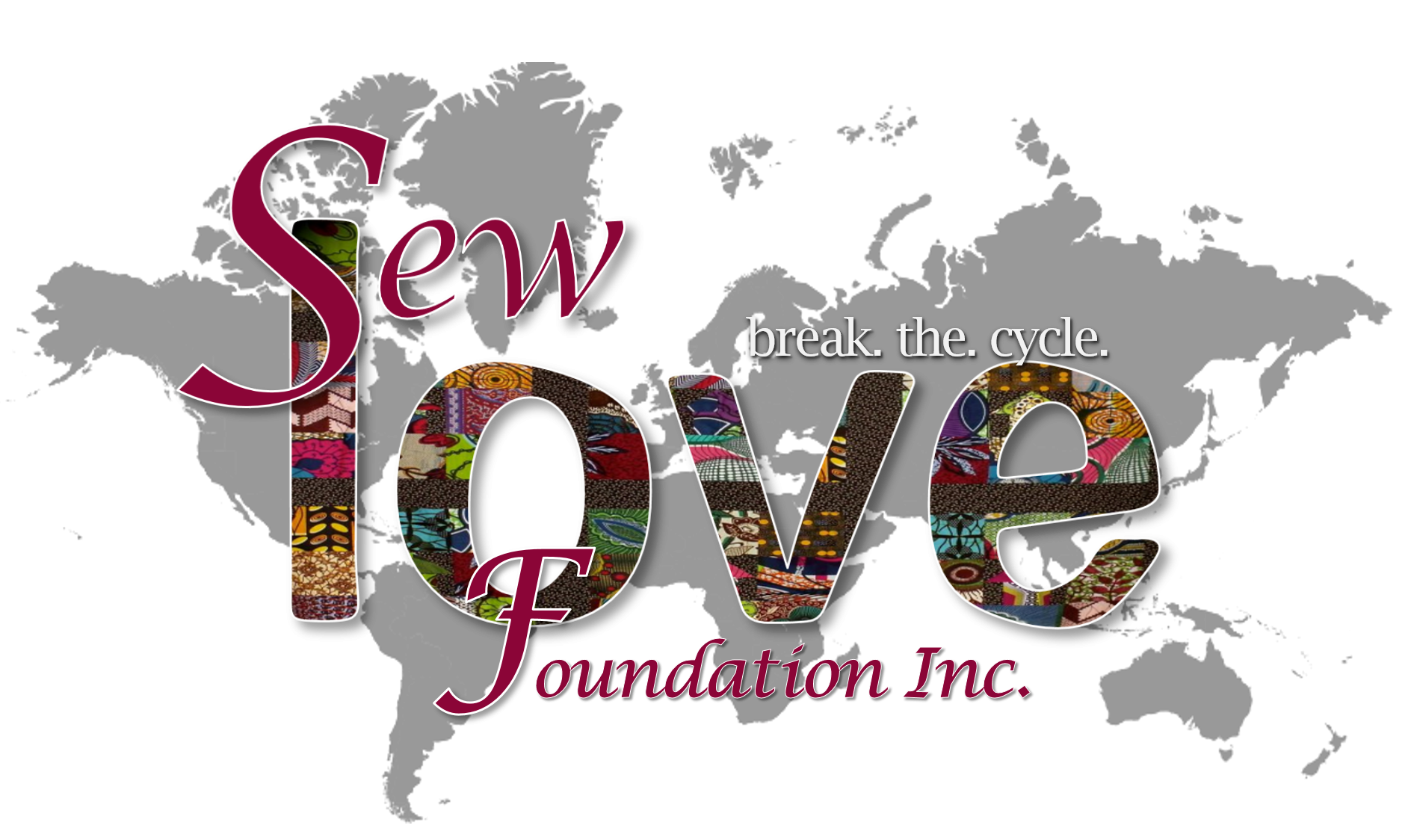 Missions clipart family love. Sewloveworld sew foundation inc