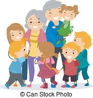 Visit grandparents portal . Grandparent clipart visited