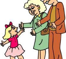 Grandparent clipart visited. Visit grandparents portal