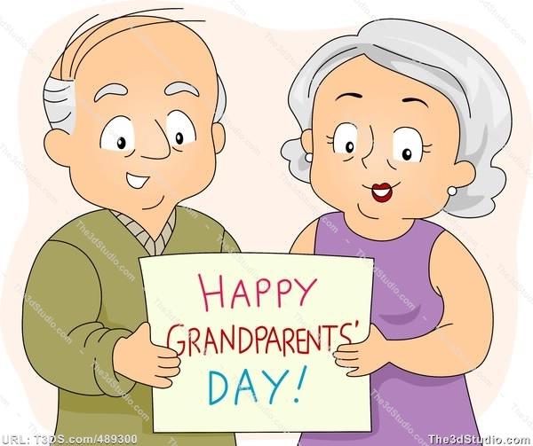 Grandparents clipart. Grandparent free panda images