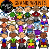 Worksheets teaching resources tpt. Grandparents clipart multicultural