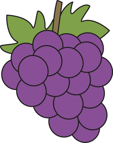 Free grapes preschool pinterest. Grape clipart