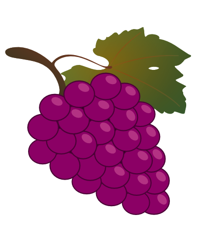Grapes clipart animation. Free animated food pictures
