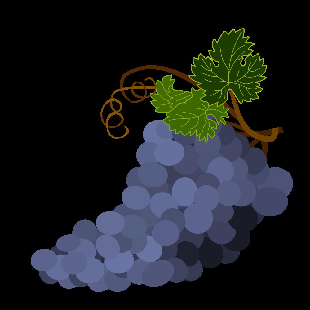 Onlinelabels clip art purple. Grape clipart bunch grape