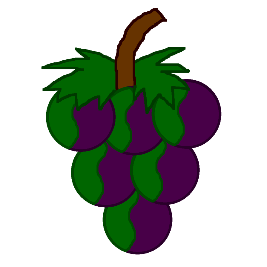 Sour cutie mark by. Grapes clipart grape soda