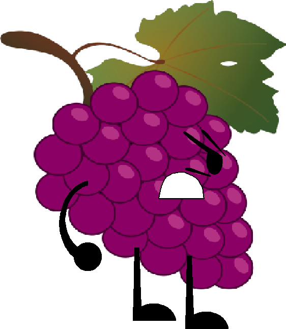 Object shows community fandom. Grapes clipart cheese
