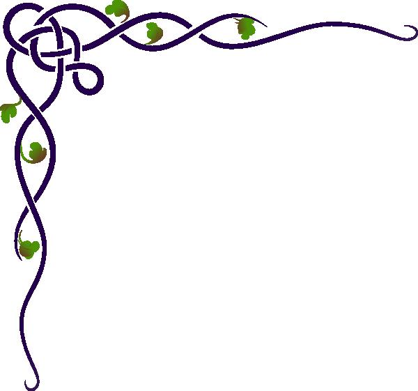Clip art at clker. Grape clipart corner