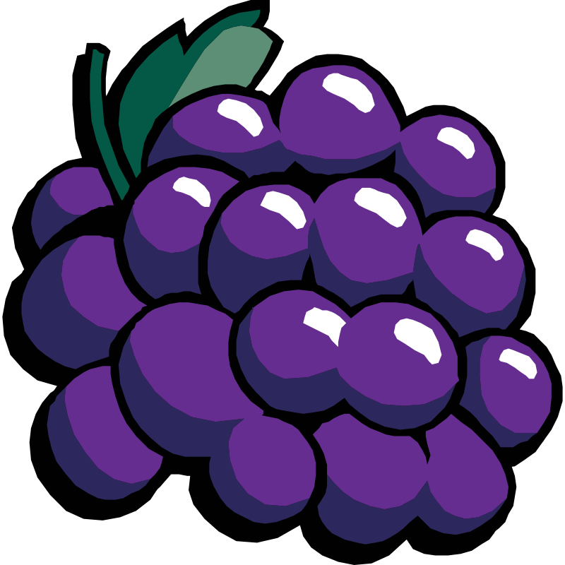 Grape clipart frame. Free grapes pictures download