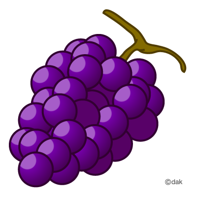 Grapes clipart illustration. Grape pictures of and
