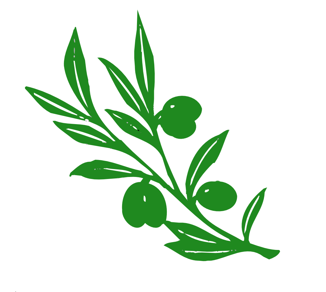 Olive tree branch things. Tomatoes clipart lukisan
