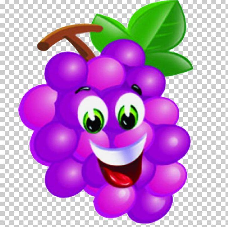 Grapes clipart cartoon. Grape head cheese auglis