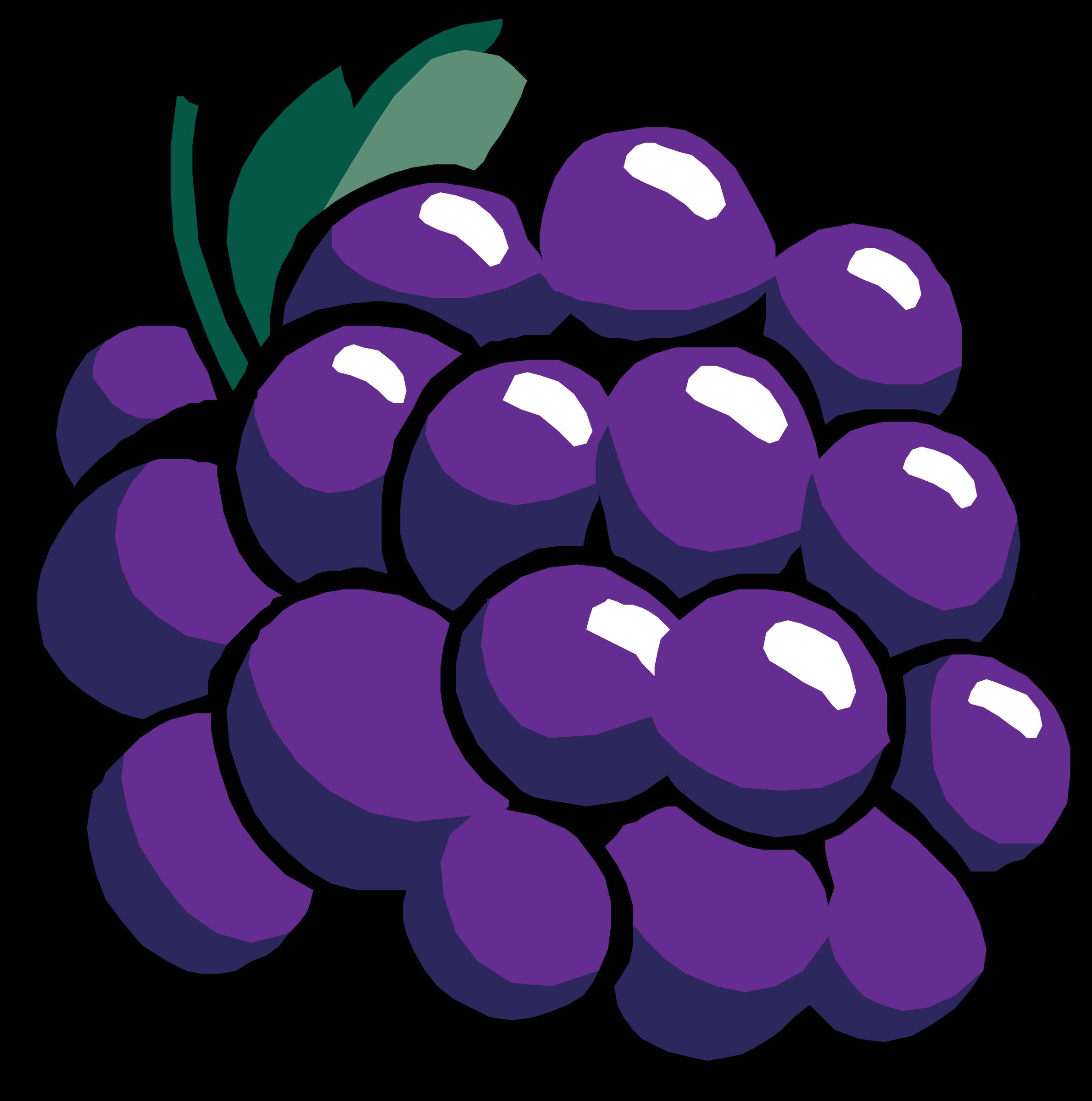Big image png. Grapes clipart