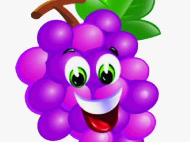 Free grapes download clip. Grape clipart face